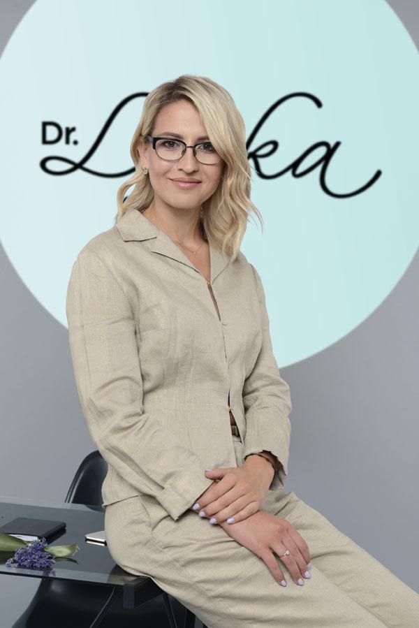 Засновник медичної студії - сімейний лікар, лікар превентивної медицини Лійка Віолетта.