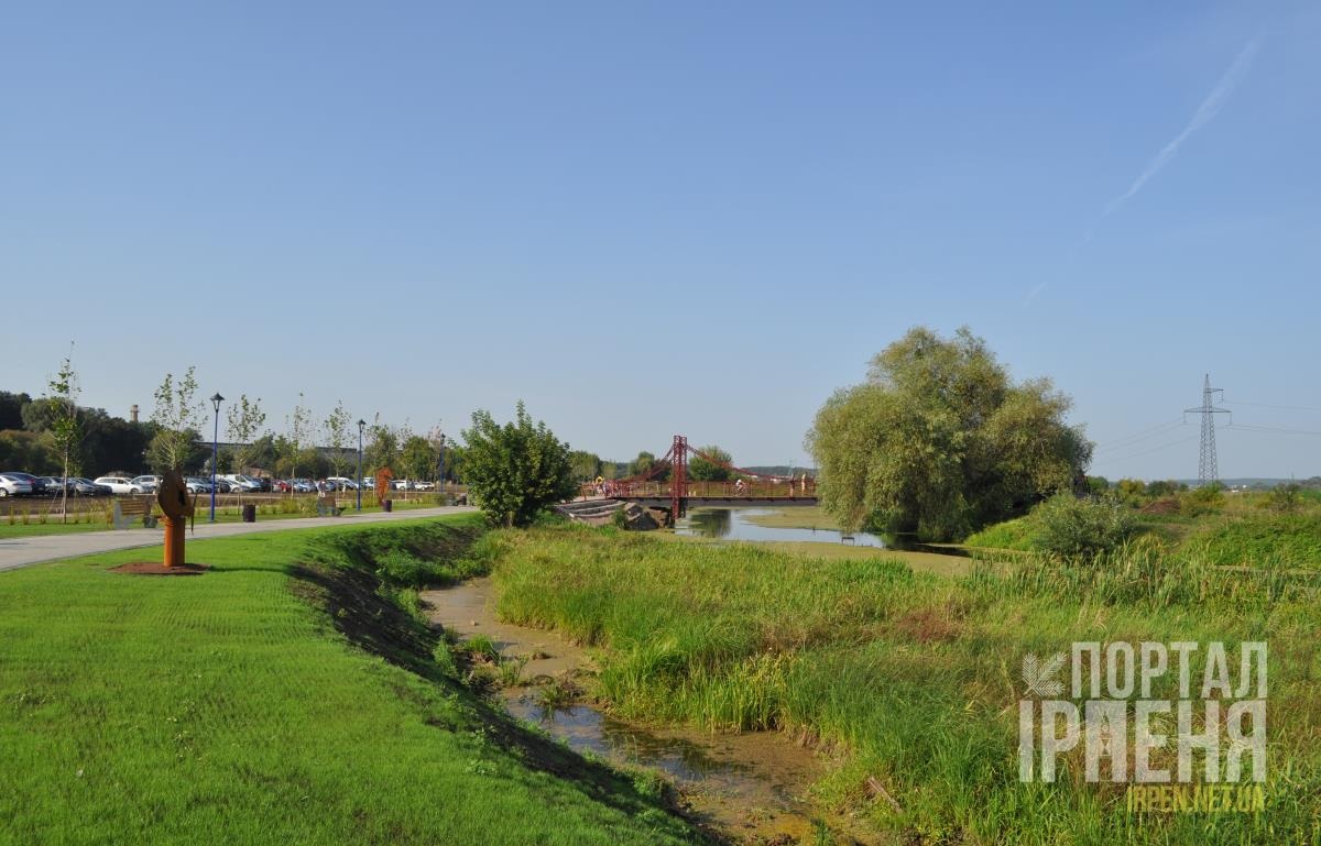 Река Ирпень