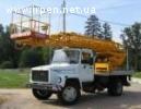 Аренда,услуги автовышки 17-22-33-50 метров Ирпень,Буча...