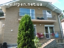 Добротный дом в современном стиле с бассейном в Ирпене, рядо