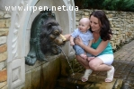 Фотосессия в парках г. Ирпень и Буча