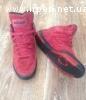 Кроссовки Adidas натуральная замша, размер 41