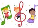 Музично-німецькі заняття для дітей