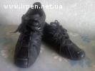 Продам классные кожаные кроссовки SUOMI (размер 36)