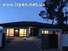 Продам новый современный, одноэтажный дом 130м. в лесной Буч