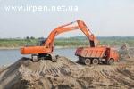 Речной песок Буча, Ирпень.