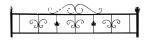 Ритуальные ограды. Наши цены одни из самых низких в регионе