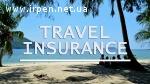 Страховка онлайн подорожуючих за кордон (тревел, travel)