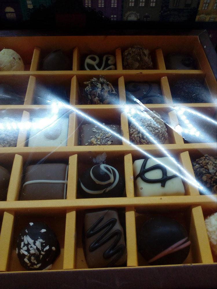 Львовская мастерская шоколада Ирпень