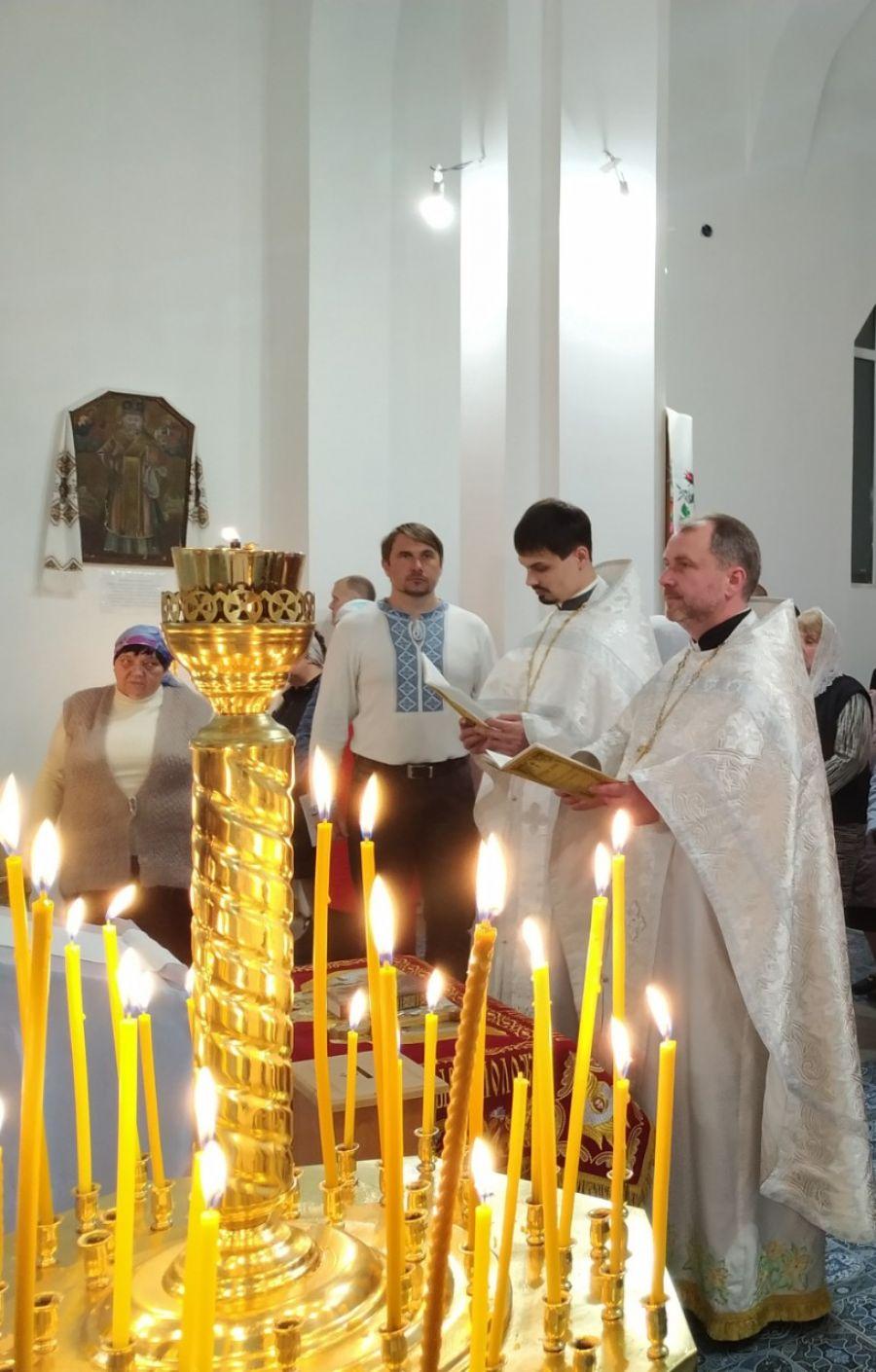 Наближається свято Пресвятої Трійці