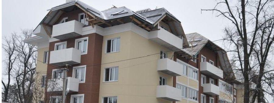 В Ирпене в новостройках арестовали около сотни квартир