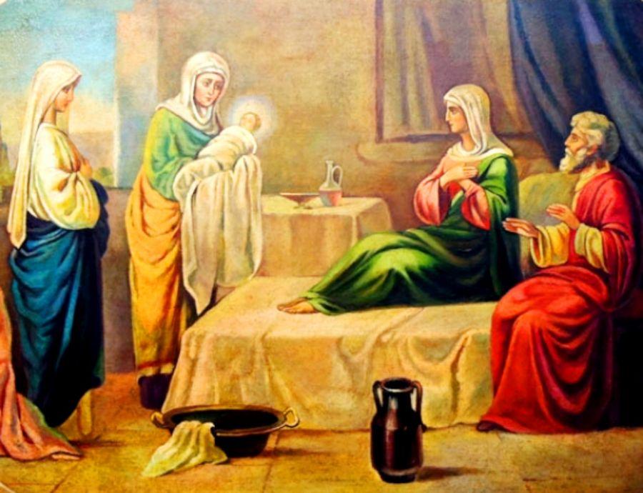 Різдво пророка, предтечі і хрестителя Господнього Івана