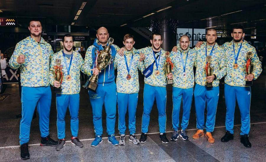 Чемпіон з Ірпеня: Ярослав Амосов виграв світову першість з бойового самбо