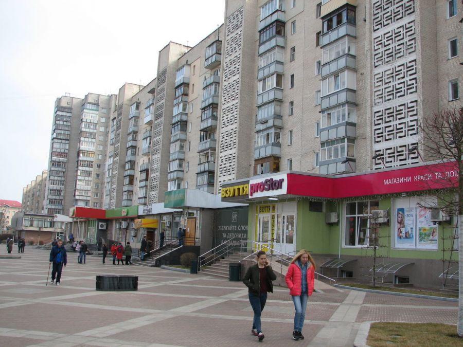 Вулиця Шевченка - знову під реконструкцію?