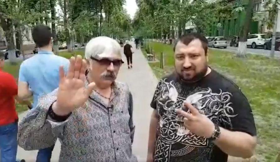 Корчинський  та Согомонян