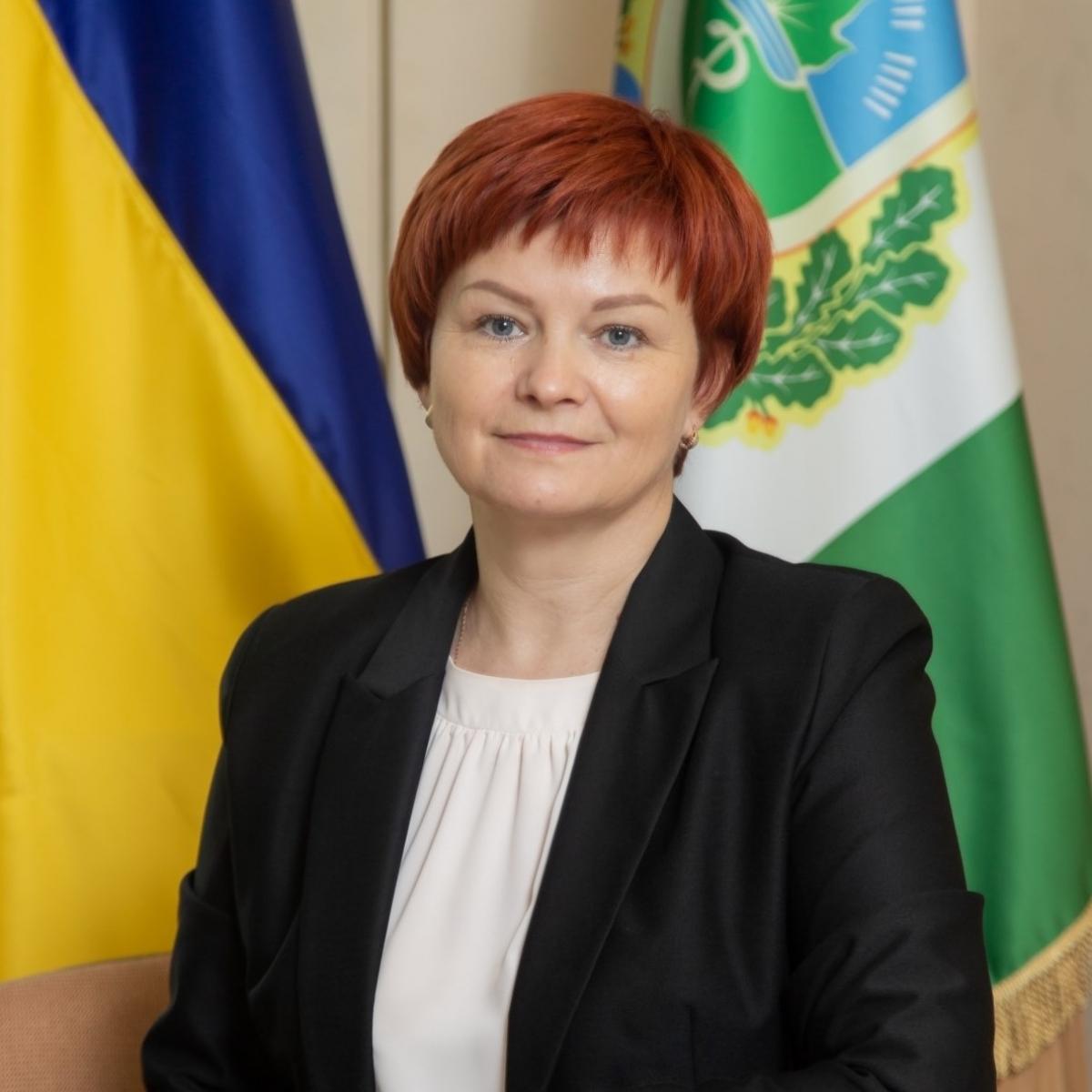 Федорук Лариса Петрівна