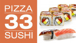 Sushi33 в Ірпені